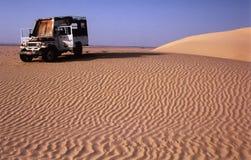 Excursion occidentale du désert de l'Egypte Image stock