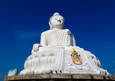 Excursion to the temple Big Budda Royalty Free Stock Photo
