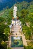 Excursion to the temple Wat Bang Riang Royalty Free Stock Photo