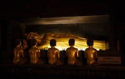 Free Excursion To The Temple Wat Suwan Kuha Stock Photos - 49792953