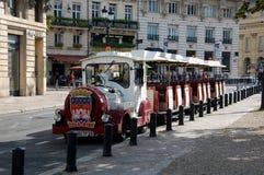 Excursion train in Bordeaux Stock Images