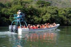 Excursão da garganta de Sumidero Imagem de Stock Royalty Free
