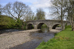 Exe Bridge, Exebridge Stock Image
