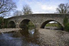 Exe Bridge, Exebridge Royalty Free Stock Images