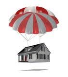 Execução duma hipoteca Fotografia de Stock Royalty Free
