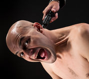 Execution Stock Photo