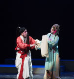 "The execution of a farewell-Record of Southern Bough-jiangxi opera""four dreams of linchuan"" Stock Photo"