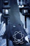 Executioner πομπής Πάσχας Στοκ Φωτογραφίες