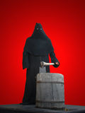 Executioner stock images