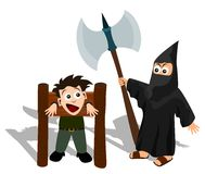 Executioner Royalty Free Stock Photo