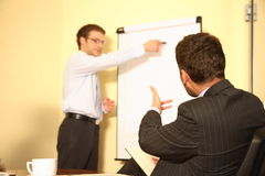 Executive Brainstorming Stock Images
