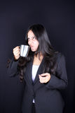 Executive Break Royalty Free Stock Photos