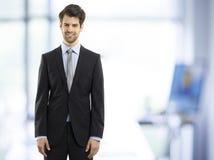 Executive businessman Stock Photo