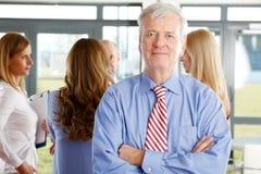 Executive businessman Stock Photography