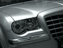 Executive Car Royalty Free Stock Image