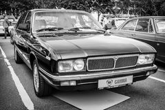 Executive car Lancia Gamma (Tipo 830) Stock Image