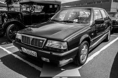 Executive car Lancia Thema 8.32 Royalty Free Stock Photo