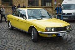 Executive car NSU Ro 80. Royalty Free Stock Photo