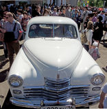 Soviet executive car sedan fastback GAZ-M20 Pobeda (Victory) Royalty Free Stock Photography
