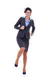 Executive celebrating and dancing Royalty Free Stock Photos