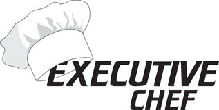 Executive Chef Royalty Free Stock Photography