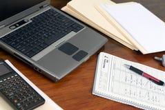 Executive Desktop 2 Stock Image
