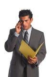 Executive Discussion Stock Photo