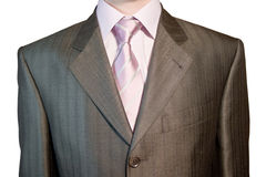 Executive dressed in business attire Royalty Free Stock Photography