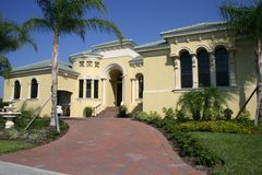 Executive Estate royalty free stock image