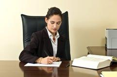 executive female Στοκ Φωτογραφίες