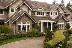 Executive Home royalty free stock images