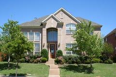 Executive Home Stock Photo
