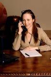 executive kontor Royaltyfri Fotografi