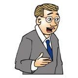 Executive man Royalty Free Stock Image