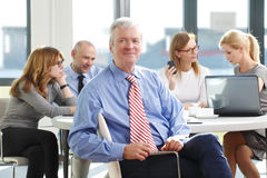 Executive manager portrait Stock Photos