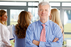 Executive manager portrait Royalty Free Stock Photos