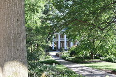 Executive mansion Stock Photo