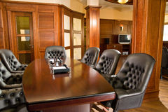Executive office Royalty Free Stock Image