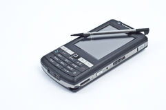 Executive PDA Phone Royalty Free Stock Photo