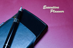 Executive Planner Series I Stock Photo