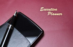 Executive Planner Series II Stock Photos