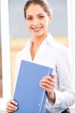 Executive secretary Stock Photo
