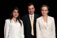 executive secretary team Στοκ Εικόνα