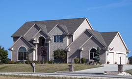 Executive Upscale Estate Royalty Free Stock Photo