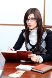 Executive woman Royalty Free Stock Photos