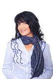 Executive woman with attitude Royalty Free Stock Photo
