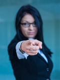 Executive woman Royalty Free Stock Images