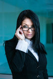 Executive woman Stock Image