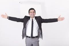 Executivo empresarial Imagem de Stock