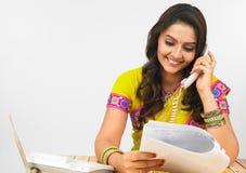 Executivo empresarial fêmea asiático Imagens de Stock Royalty Free